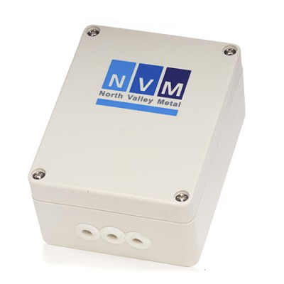 NT1008 - Remote Control / Receiver in IP65 Rated Waterproof Box with Manual Switch Function (Brand: North Valley Metal)