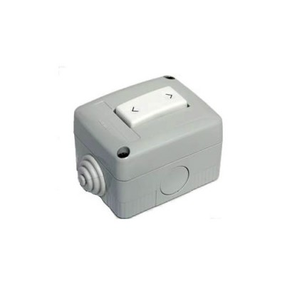 NT1014 - Rocker Switch with Deadman (Brand: Gewiss)