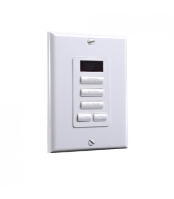 NT1115 - Remote Control Wall Mounted Switch with 16 Channel, Wireless