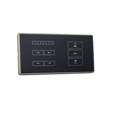 NT1120 - Remote Control Receiver / Switch Combination with 4 Channel Up/Stop/Down Function & Touch Screen (Brand: North Valley Metal)