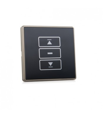 NT1121 - Remote Control Receiver / Switch Combination with Single Up/Stop/Down Function & Touch Screen