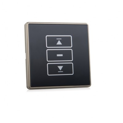 NT1121 - Remote Control Receiver / Switch Combination with Single Up/Stop/Down Function & Touch Screen (Brand: North Valley Metal)