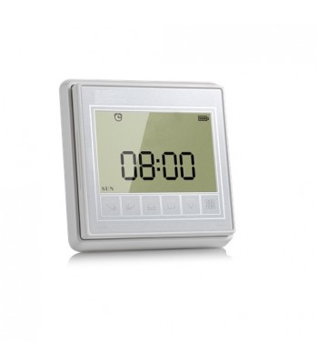 NT1125 - Remote Control Wireless Switch 10a 240v with Timer & Temperature Functions Touch Screen