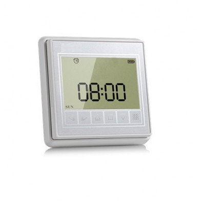 NT1125 - Remote Control Wireless Switch 10a 240v with Timer & Temperature Functions Touch Screen (Brand: North Valley Metal)
