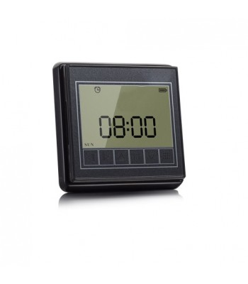 NT1126 - Remote Control Wireless Switch 10a 240v with Timer & Temperature Functions Touch Screen