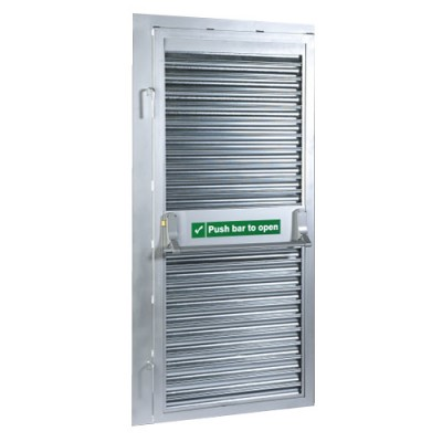 Emergency Exit Wicket Gate (Brand: North Valley Metal)
