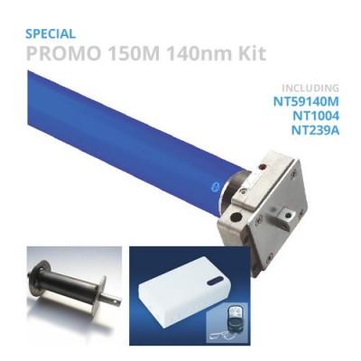 Promo 150M 140nm Kit (Brand: North Valley Metal)